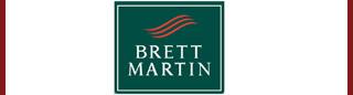 Brett Martin Guttering. Underground