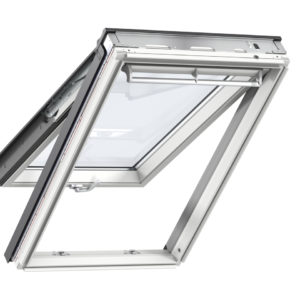 Velux GPL 2070 MK06 White Painted Top Hung 78x118